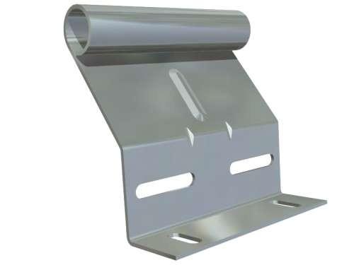 Universal Konsole Federpuffer, verz. Stahl