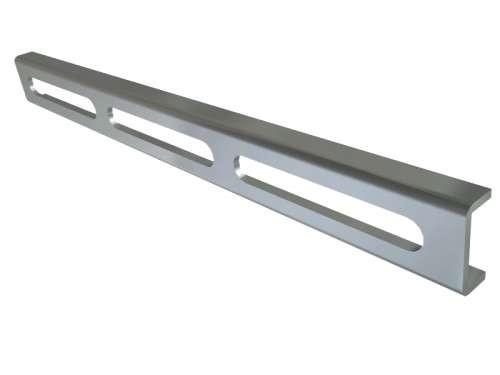 Verlängerungsprofil, L 216 mm, verz. Stahl
