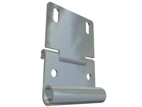 Seitenscharnier aus verz. Stahl
