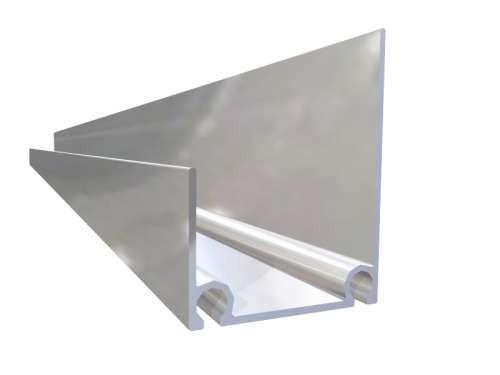 Aluminium Umfassungsprofil,