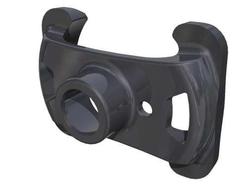 Schutzkappe für Laufrollen Welle 11 mm