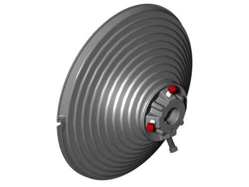 Seiltrommel M-280 / 5500 VL