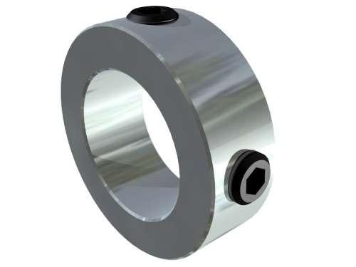 Stellring aus verz. Stahl für 31,75mm Welle