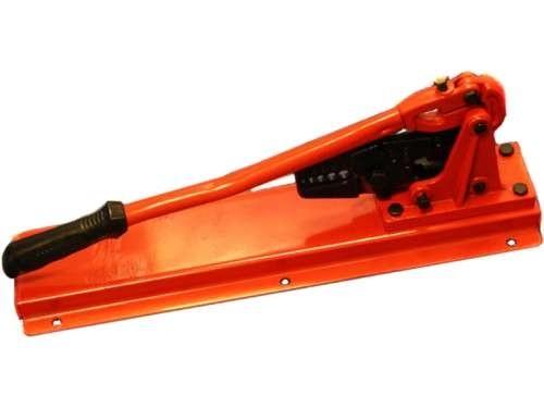 Presswerkzeug für Stahlseile